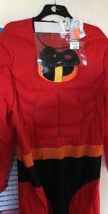 Mr incredible costume men's @ Asda Crawley - £5