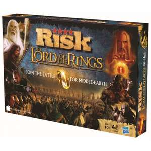 Lord of The Rings Risk Board Game - £29.99 delivered @ 365 Games