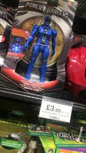 Blue power ranger - home bargains - £3.99