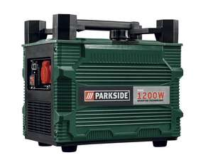 Parkside 1200w inverter generator at Lidl - £99 instore