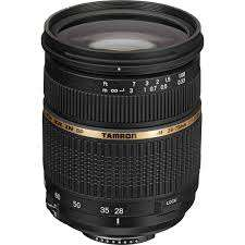 Tamron AF 28-75mm f/2.8 Constant Apature Zoom Lens, NIKON FIT - £203.99 @ eGlobal Central