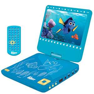 Lexibook Finding Dory Portable DVD Player - £29.99 @ Amazon / Dispatched from and sold by RLS Trading.