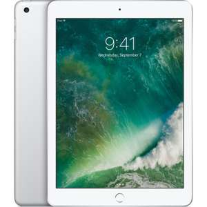 "Apple iPad 9.7"" (2017) 32GB Wifi - White Silver - £208.99 (£203 with email code) @ eglobal central"