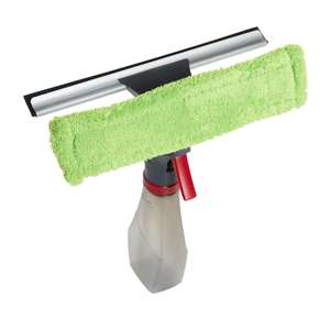 Wilko Handheld Window Cleaner with Bottle - £5 - @ Wilko Free click and collect