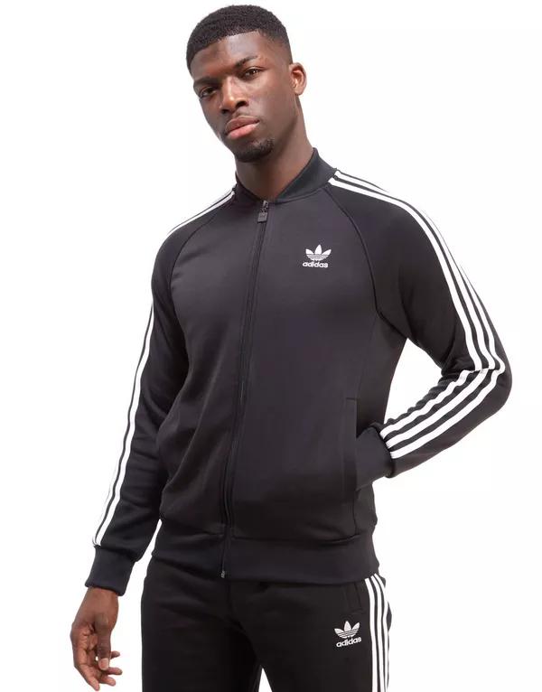 Adidas originals superstar tracktop £35 @ JD Sports
