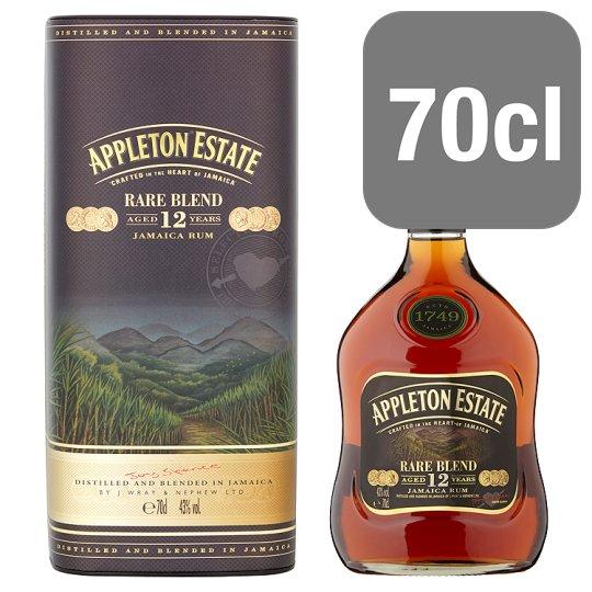 Appleton Estate 12 Year Old Rare Blend Rum 70Cl (was £38.00) Now £24.70 @ Tesco Instore (Birmingham)