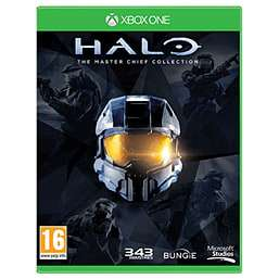 Halo Master Chief Collection (FREE DELIVERY / PRE-OWNED) £9.99 GAME