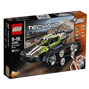 LEGO 42065 RC Tracked Racer Building Toy - £47.24 @ Amazon