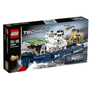 LEGO 42064 Ocean Explorer Building Toy - £50.99 @ Amazon