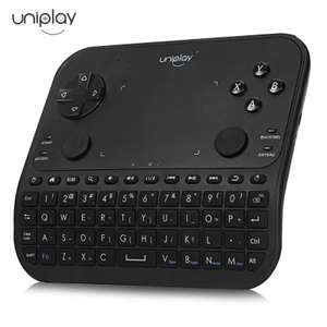 Uniplay U6 Smart Gamepad/Touchpad/Keyboard 2.4G - £25.89 @ Gearbest