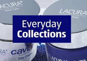 Introducing the Aldi Everyday Collections From 85p, Online (Skincare, Candles, Coffee Pods, Suncare, Batteries) - Free Standard Delivery Over £20, Or £2.95 Delivery