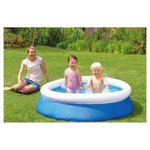 Tesco 5ft Quick-Up Paddling Pool £5.50 C+C @ Tesco Direct