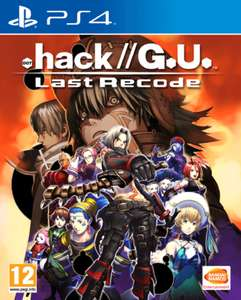 .Hack//G.U. Last Recode (PS4) £19.85 Delivered @ Shopto