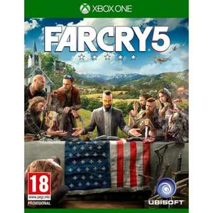 Far Cry 5 (Xbox One) £34.95 Delivered @ The Game Collection