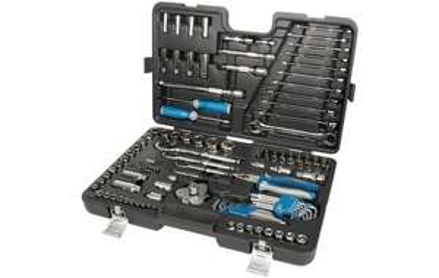 Halfords Advanced 120 Piece Car Maintenance Tool Set / Socket set £90 at Halfords