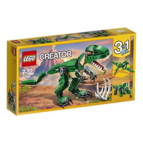 LEGO 31058 Creator Mighty Dinosaurs £9.09 (Prime) / £13.08 (non Prime) at Amazon