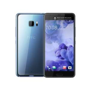 HTC U Ultra In Silver/Blue Colour - SD821 processor, 4GB/64GB Memory, 5.7in QHD Screen, 12 MP Camera @ E-Global - ***PRICE CHANGE OVERNIGHT NOW DROPPED TO £192.99***