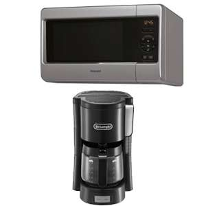 Delonghi ICM15240 Filter Coffee Maker £24.99 / Hotpoint 24L 750W Microwave & Grill £64 @ Co-op Electrical (Prices include del / see OP for more)