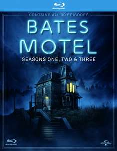 Bates Motel: Seasons One, Two & Three [Blu-ray] for £15 [Zoom]