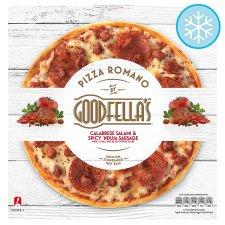 Goodfella's Romano Vegetable Pizza 403G and Salami Pizza 371G - £1.50 @ Tesco