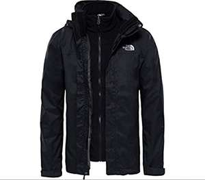 The North Face Men's Evolution II Triclimate Jacket - Large - £99.17 @ Amazon