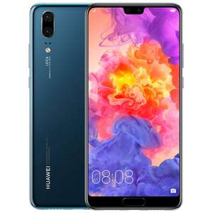 Huawei P20 64GB - £504.48 @ geekbuying