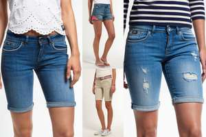 Mens Superdry Shorts £19.99  / Womens Superdry Shorts £15.99 + Free Delivery + £5 off £40 spend @ Superdry eBay