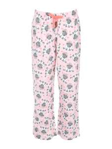 Womans sheep print pyjama pants -size 10-12 £2.00 (was £7.00) @ Peacocks -Free C+C