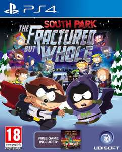 South park the fractured but whole ps4 (Pre Owned) - £10.99 @ BoomerangRentals ebay