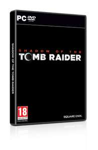 Shadow of the Tomb Raider PC pre-order @ Coolshop - £32.95