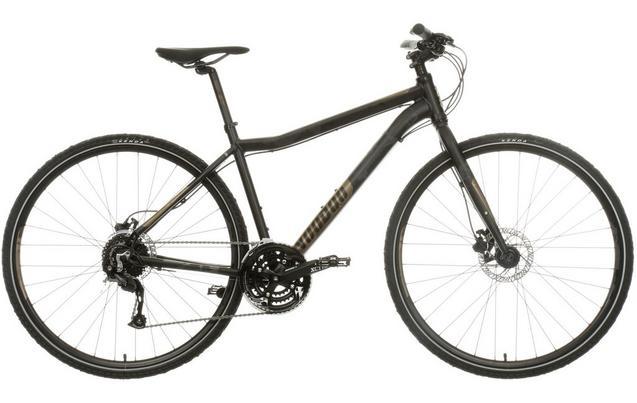 "Voodoo Marasa Mens Hybrid Bike - 18"", 20"" Frames - £320 @ Halfords"