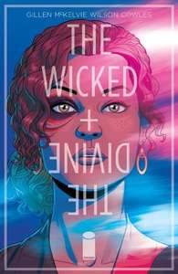 Comixology - Wicked & Divine 50% off sale plus 60% off code (IMAGE18) - digital omnibuses £4.20, collections £1.60, single issues 28p