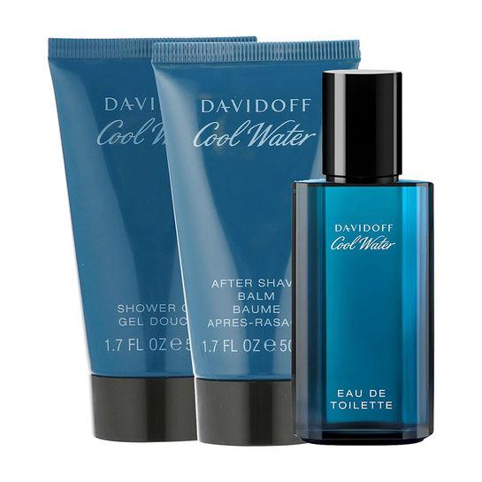 Davidoff Cool Water Man Gift Set 40ml £13.95 + £1.99 P&P @ Fragrance Direct