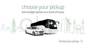 15% off Holiday Transfers with Hoppa