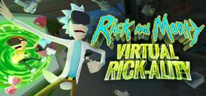 Steam VR sale lots to choose from like Rick and Morty 50% off (11.99) @ steam