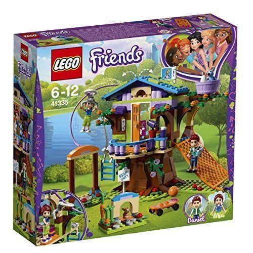 LEGO UK 41335 Mia's Tree House Building Block - £18.97 (Prime) £23.72 (Non Prime) @ Amazon