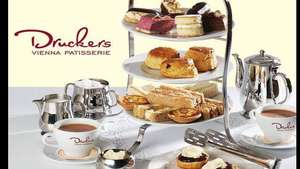 Druckers Vienna patisserie - afternoon tea for 2 - Groupon £10.20
