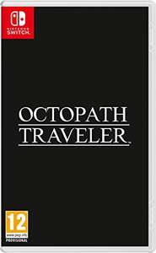 Octopath Traveler £40 (£38 with prime) @ Amazon