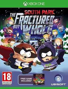 South Park fractured but whole Xbox one £12.59 at music magpie including auto 10% code