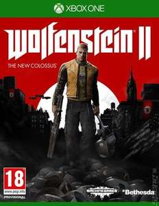 Wolfenstein II: The New Colossus (Xbox One - Used) - £13.13 @ MusicMagpie