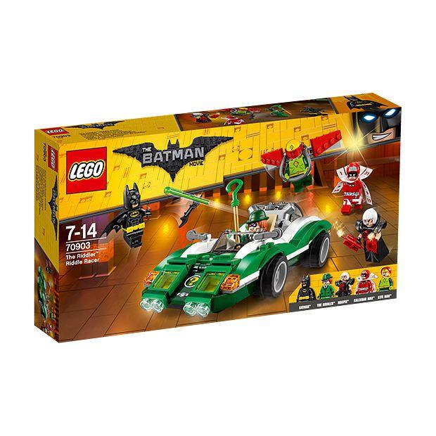 Lego Batman Movie Riddle Riddler Racer £14.97 @ Asda