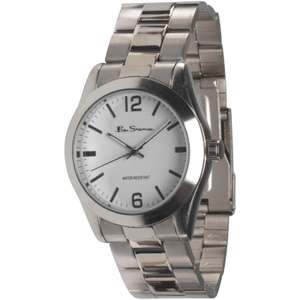 Ben Sherman Men's Stainless Steel Watch £17.48 Delivered @ M&M Direct