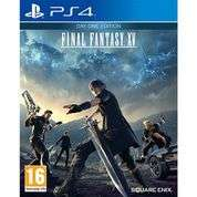 Final Fantasy XV: Day One Edition PS4 Pre-owned £9.17 @ Music Magpie
