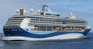 14 Night All Inclusive Cruise on Marella Discovery 20 May from Newcastle £873 pp based on 2 @ Tui