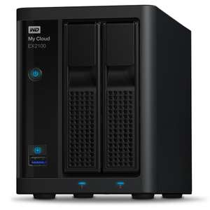 MY CLOUD EX2100 (RECERTIFIED) - £89.99 @ WD