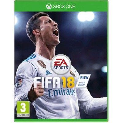 FIFA 18 Pre-owned £16.10 @ musicmagpie