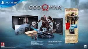 God of War 4 Collectors Edition £119.99 Amazon