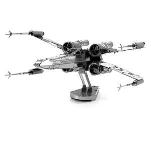 X-wing warplane metal 3D puzzle £0.70 using new customer code @ gearbest