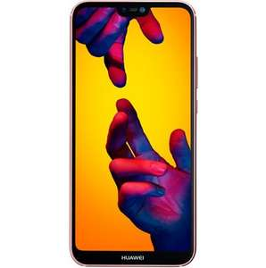 Huawei P20 lite Dual Sim 64Gb pink black colour unlocked £214.99 with code @ tobydeals delivered