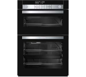 GRUNDIG GEDM47000B Electric Built-under Double Oven - Black for £199.99 delivered @ Currys (+5 Years Guarantee +Free £10 Voucher)